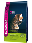 EUKANUBA Cat Adult Hairball Control For Indoor Cats